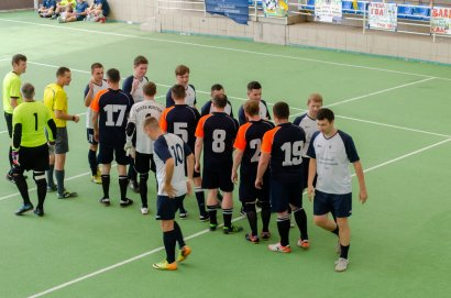 В Одессе прошел турнир по мини-футболу «Кубок административных судов»