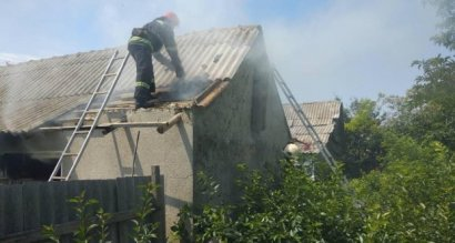 Сегодня в Одесской области произошел пожар с трагическим исходом