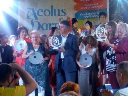 Юные художники из Одессы приняли участие в Международном фестивале искусств в Греции
