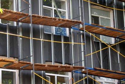 Фасад роддома №7 будет разноцветным