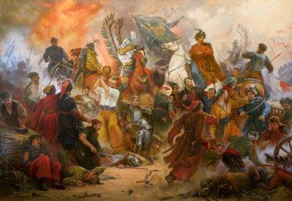 Исторические даты: битва под Берестечком в 1651 году