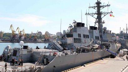 База НАТО? Нет порт Одесса