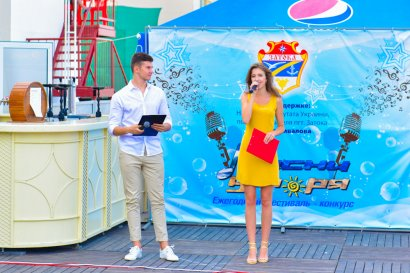 Вокальный конкурс на живописном побережье: в Затоке звучали «Песни у моря»