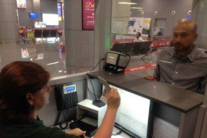 В аэропорту Одессы задержали семью турков с поддельными паспортами