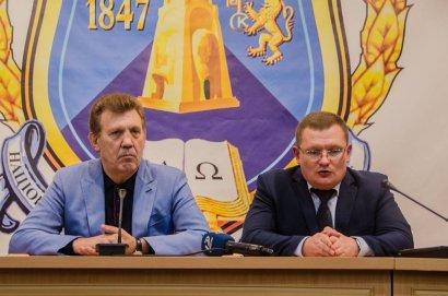 Приоритет трудоустройства в Национальную полицию Украины у выпускников Одесской Юракадемии