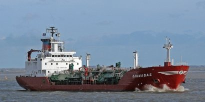 В Одессу зашёл танкер с турецким сжиженным газом для автозаправок