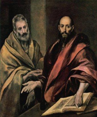 12 июля 2018: день святых первоверховных апостолов Петра и Павла