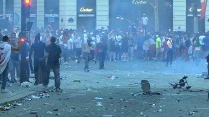Праздник и погром в Париже