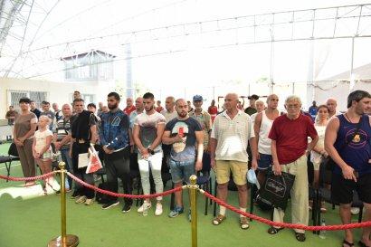 В Одессе проходит Международный турнир по боксу памяти Семёна Трестина