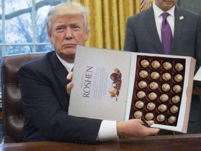 Украина экспортировала в США наибольшее количество шоколада