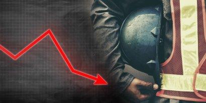 Одесская промышленность переживает спад после двухгодичного роста