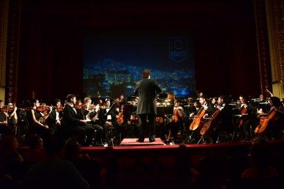 В Одессе впервые выступил симфонический оркестр мирового класса «Orchestra of the Americas»