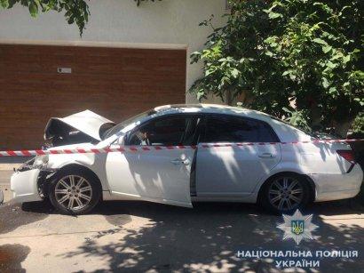 Столкновение грузовика с автомобилем в Овидиопольском районе квалифицируется, как покушение на убийство