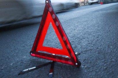 ДТП с пострадавшим произошло накануне в Одессе
