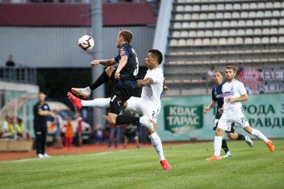 «Черноморец» сыграл вничью в гостевом поединке с «Зарёй»