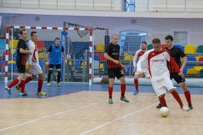 В Одессе прошел летний кубок Лиги брендов Украины по мини-футболу