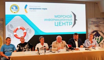 Сергей Кивалов встретился с моряками судна «Free Neptune», находившимися более двух лет в плену