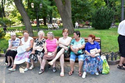 Субботний вечер как праздник – в Городском саду продолжаются летние концерты