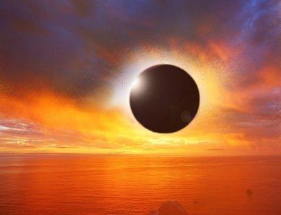 Завтра одесситы не смогут увидеть солнечное затмение