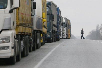 С начала года на водителей перегруженных фур в Одесской области выписано более восьмисот штрафов