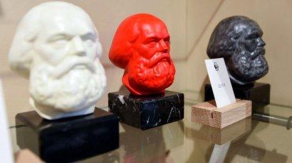 Как немецкий Трир зарабатывает на любви китайцев к Карлу Марксу