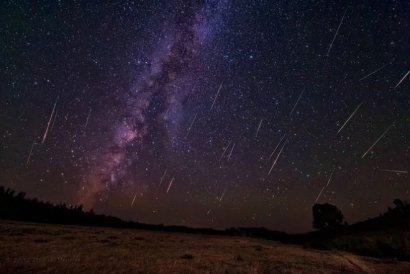 В ночь на 13 августа жители Украины могли наблюдать в небе пик одного из самых ярких звездопадов года - метеорного потока Персеиды