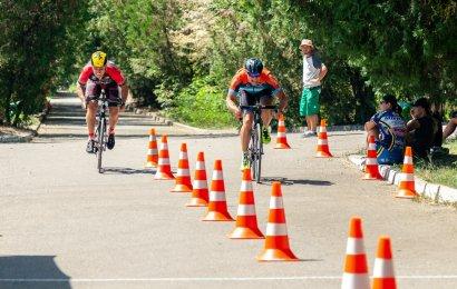 В одесской «Молодой гвардии» состоялись первые спринтерские игры «Южной велосипедной лиги»
