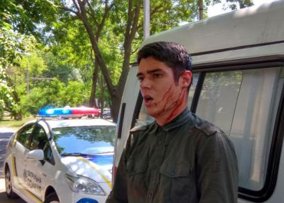 Лидера одесского «Автомайдана» отпустили «на волю»