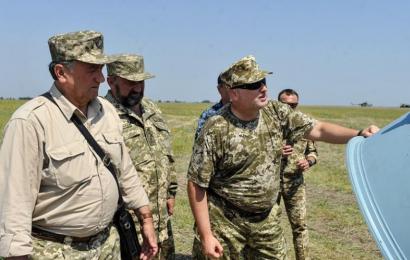 В Одесской области украинские военные испытали крылатую ракету собственного производства