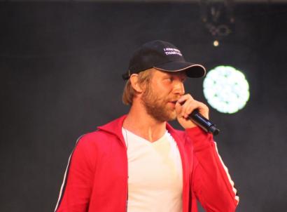 «Национал-активисты» пытались сорвать выступление Ивана Дорна на «Koktebel Jazz Festival»