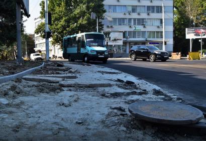 В Одессе открыли движение по Сегедской. На неделю раньше срока.