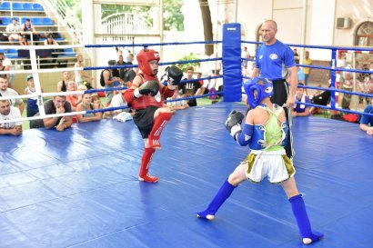 В Одессе стартовал турнир по таиландскому боксу Муай-Тай «Кубок Черного моря»