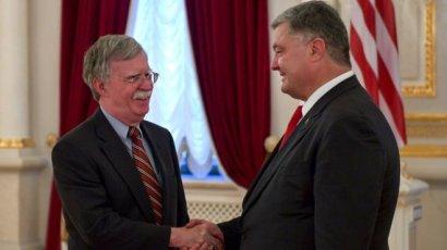 Болтон в Киеве: Как США помогут Украине защититься от российского вмешательства в выборы