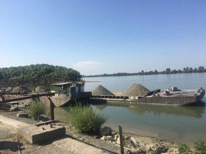 Строительство паромной переправы с Румынией через Дунай в который раз отложили