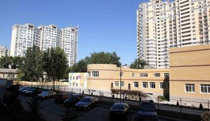 Новая школа на Говорова