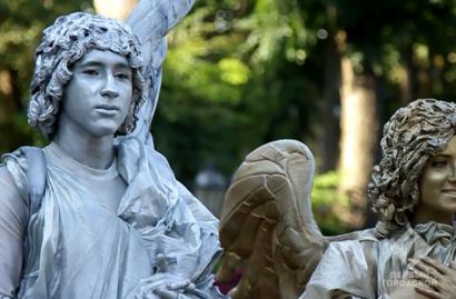 В пятницу в Одессе стартует Первый международный фестиваль уличных театров