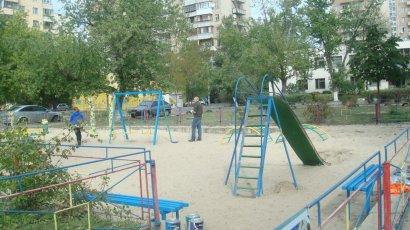 В Одессе будет проведен мониторинг всех детских площадок, расположенных в «спальных» районах