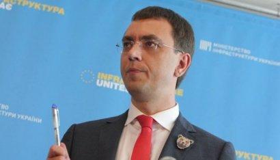Омелян: 50% автобусных перевозок в Украине нелегальны