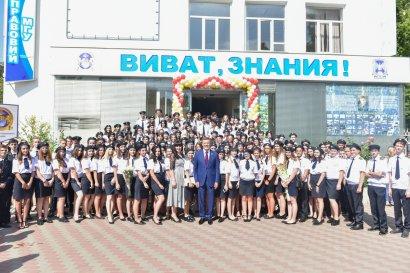 1 сентября в колледжах Одессы отметили День знаний