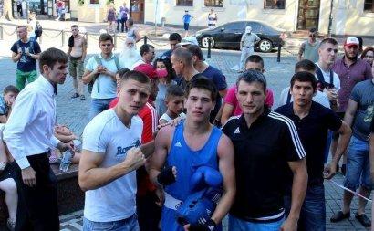 Боксеры Одесской области сразятся в чемпионате Украины в Мариуполе