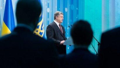 Порошенко экстренно собирает глав фракций по поводу внесения изменений в Конституцию по ЕС и НАТО