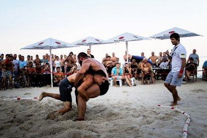 В Затоке пройдет Открытый кубок СК «Мангуст» по пляжной борьбе АНОНС