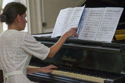 Исполнение одесской саксофонистки вдохновило Мирослава Скорика на творческий эксперимент