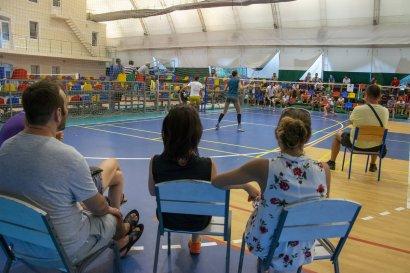 В Одессе прошел международный турнир по бадминтону «Кубок Черного моря 2018»