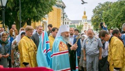 В Одессу приедет Митрополит Киевский и всея Украины Онуфрий
