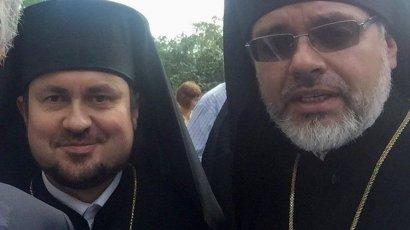 В рамках подготовки к предоставлению Украине автокефалии в Киев направлены два посланца-экзарха Константинопольской церкви