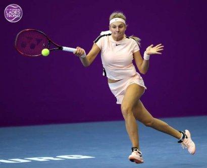 Одесская теннисистка проиграла четверть финал теннисного турнира в Чикаго