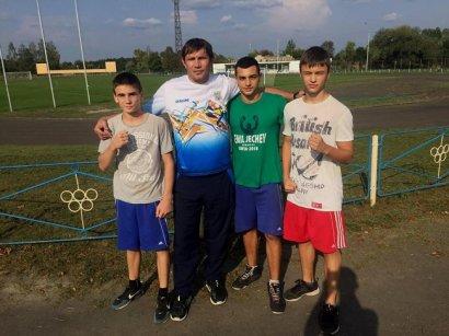 Боксёры Одесской области поборются за медали международного турнира в Ирландии