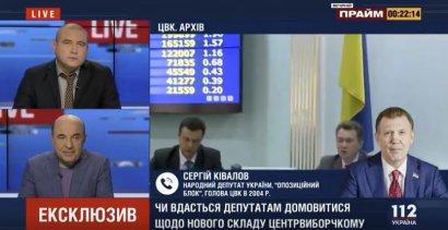 Комментарий Сергея Кивалова телеканалу «112 Украина»