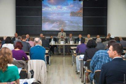 В Одессе обсуждают как защитить здания от землетрясений